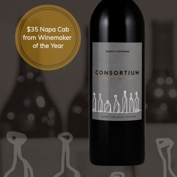 Band of Vintners Consortium Cabernet 2016