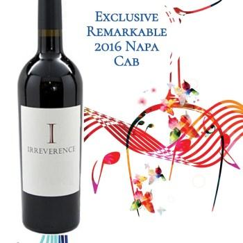 Irreverence Vintners Reserve Cabernet Sauvignon 2016