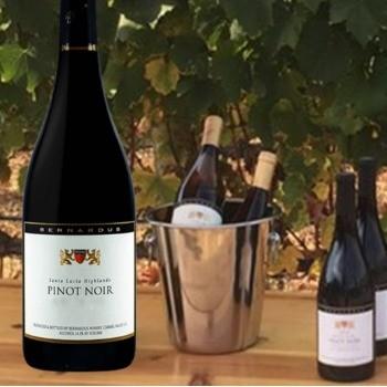 Bernardus Santa Lucia Highlands Pinot Noir 2016