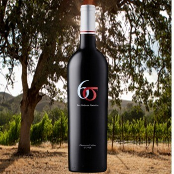 Six Sigma Ranch Diamond Mine Cuvée 2015