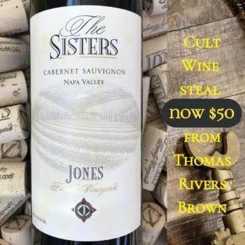 Jones Family Vineyards The Sisters Cabernet Sauvignon 2013