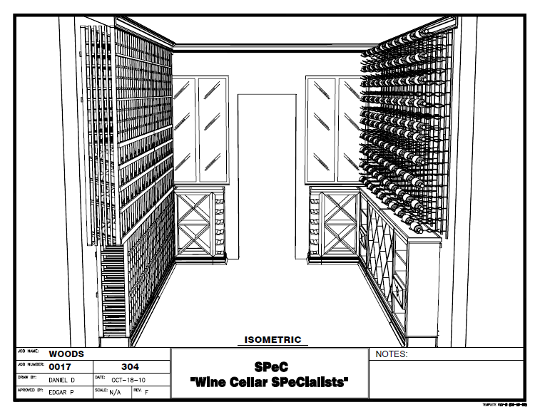Custom Wine Cellars Memphis Tennessee