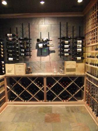 Custom Wine Cellars Memphis Tennessee  Woods