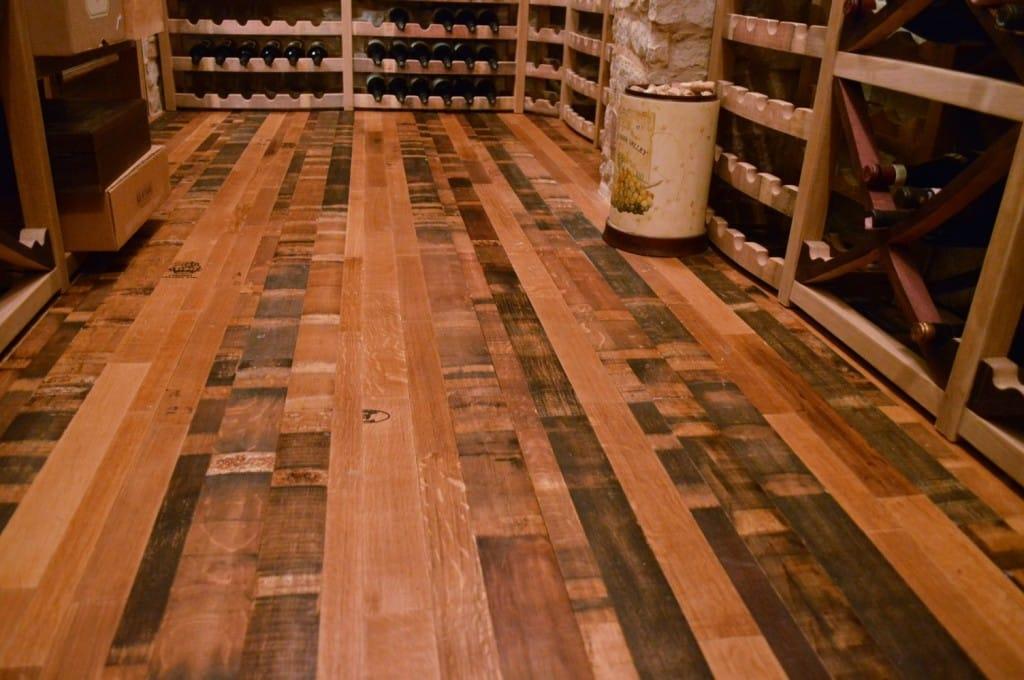 Wine Tasting Room in Custom Wine Cellars Naples Florida