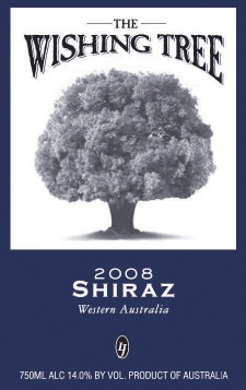 The Wishing Tree Shiraz