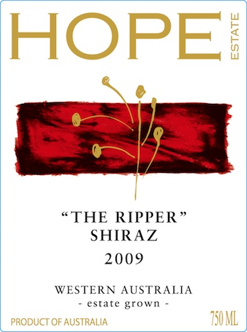 "Hope ""The Ripper"" Shiraz"