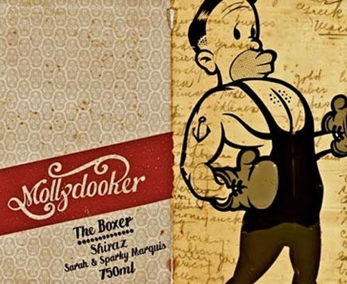 Mollydooker The Boxer Shiraz