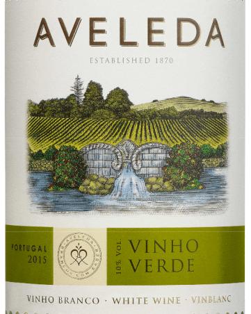 Aveleda Vinho Verde 2015