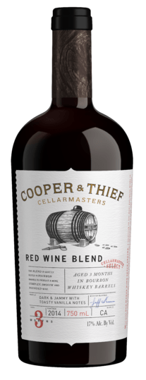 Cooper and Thief Bourbon Barreled Red Wine