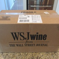 Your Shipment From The Wall Street Journal Wine Club Will Look Like This