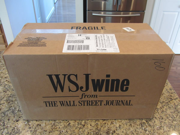 The 2016 Wall Street Journal Wine Club Review
