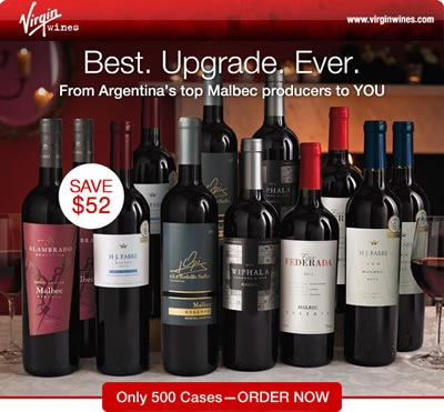 Virgin Wine Club Deals and Offers
