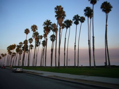 Santa Barbara Waterfront & Riviera Foothills
