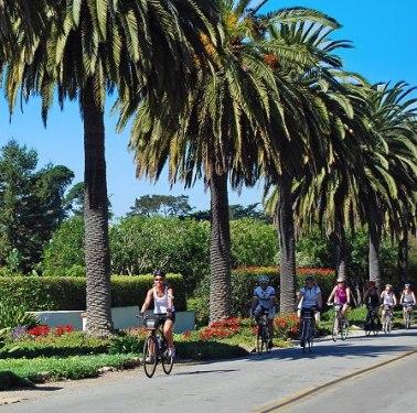 Santa Barbara Cycling Tour