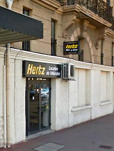 Hertz Narbonne
