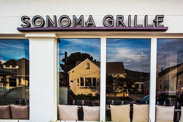 sonoma valley restaurants