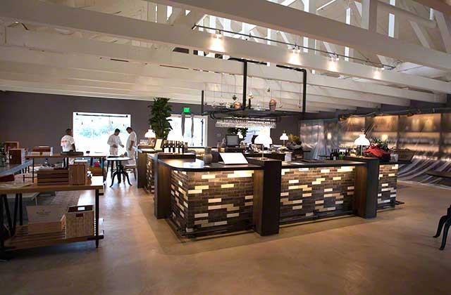 Cairdean tasting room