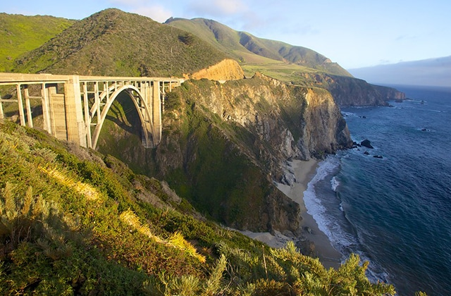big sur bike