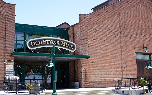 The Old Sugar Mill in Clarksburg