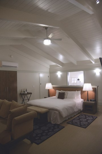 H. House Hotel Room
