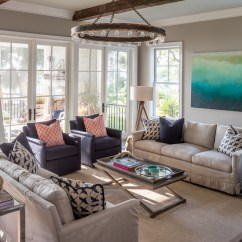 Wine Country Living Room Design Ideas Grey Sofa Bringing To Lowcountry Winefashionista He And Lydia Built A Summer Beach Retreat On The Coast In Beaufort Between Charleston Savannah