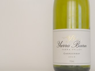 Yarra Burn Chardonnay 2010 Wine Tasting Review
