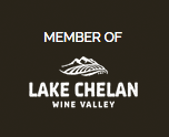 Lake Chelan Wine Valley Logo