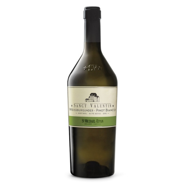 "Alto Adige Pinot Bianco DOC ""Sanct Valentin"" 2014 - San Michele Appiano"