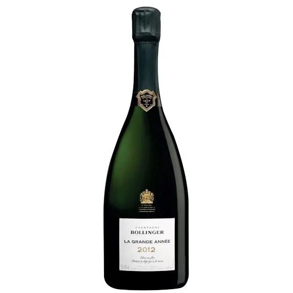 Champagne AOC Brut ''La Grande Année'' 2012 – Bollinger