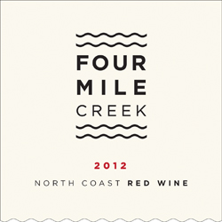 Novy 2012 Four Mile Creek Red (North Coast) Rating and