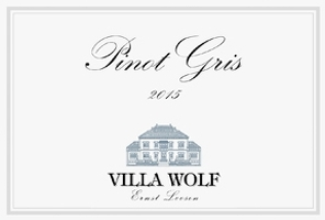 Villa Wolf 2015 Pinot Gris (Pfalz) Rating and Review