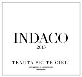 Tenuta Sette Cieli 2013 Indaco Red (Toscana) Rating and