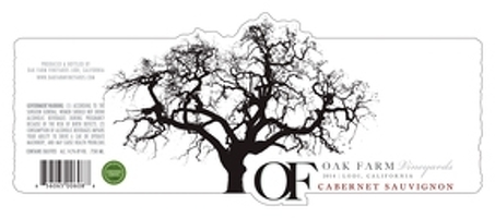 Oak Farm 2014 Cabernet Sauvignon (Lodi) Rating and Review