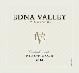 Edna Valley Vineyard 2015 Pinot Noir (Central Coast