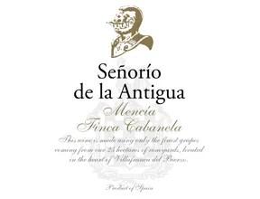 Señorío de la Antigua 2015 Señorío de la Antigua Finca