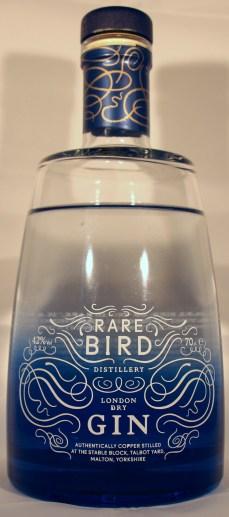 Rare Bird Gin Front