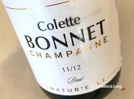 Champagne Colette Bonnet