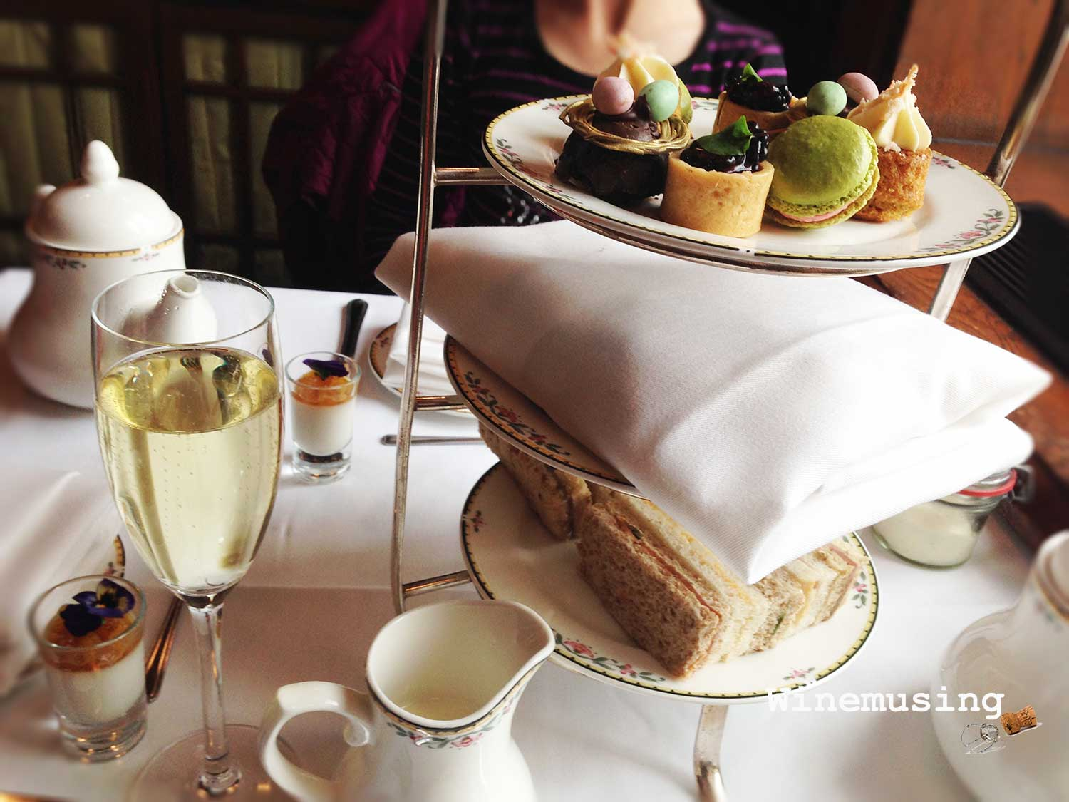 Afternoon Tea Ideas Which Wine To Serve For Tea Winemusing