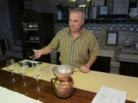 Wine Pleasures visits the Kabola winery, Istria, Croatia