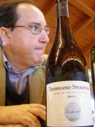 Wine Pleasures visits Antonelli, Umbria