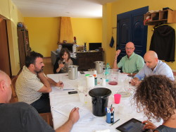 Judges meet for 50 Grat Sparkling Wines of the World Tasting