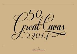 50 Great Cavas 2014 cover