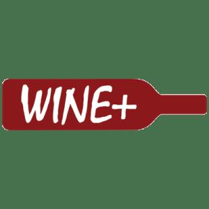 WINE+ Singapore logo