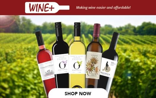 Dei online retailer has selected 10 Italian wines from WINE+