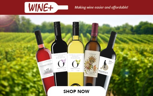 Dei online retailer has selected 10 Italian wines from WINE+