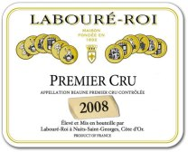 Labouré-Roi Wine Label