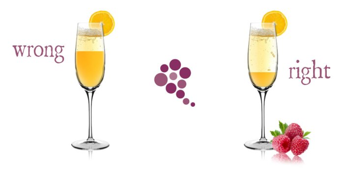Fun Wine Cocktails – Mimosa