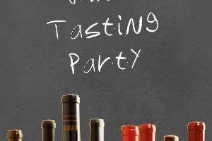 Wine-Tasting Party