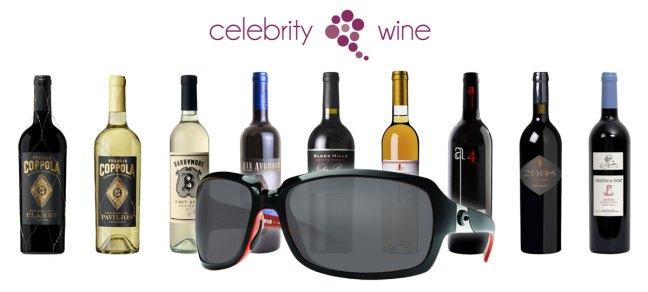 Celebrity Wine