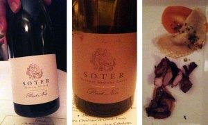 Martha's Vineyard – Soter's Dinner – Fourth Course